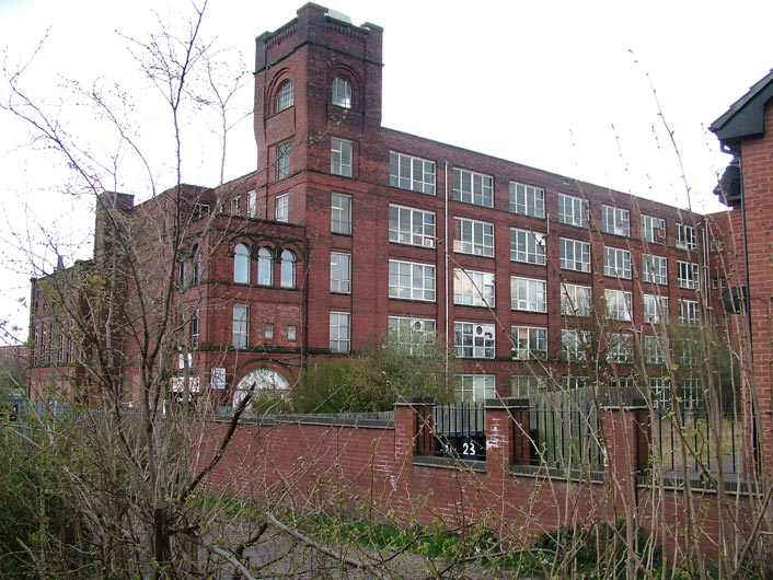 Another old mill (Brooklands Mill)