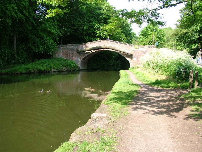 Hough's bridge (Bridge 13)