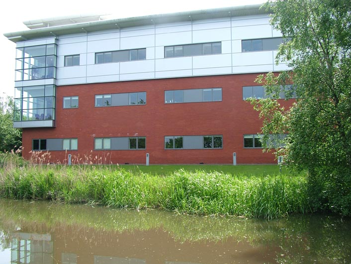 Part of the Daresbury Innovation Centre
