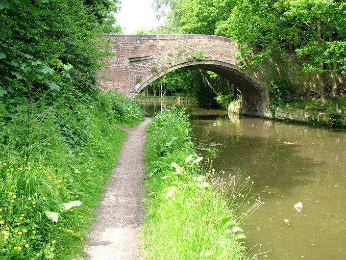 Old Norton Townfield bridge (Bridge 74)