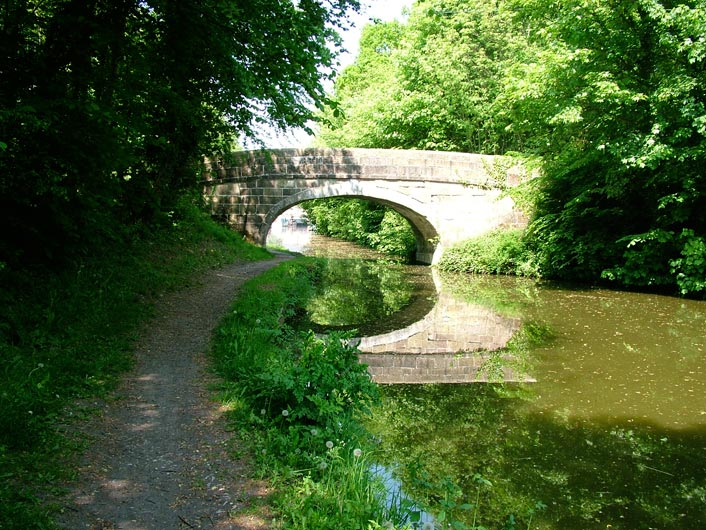 Salwick Hall bridge (Bridge 24)