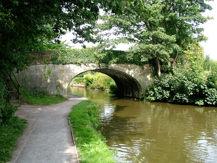 Myerscough Hall bridge (Bridge 45)