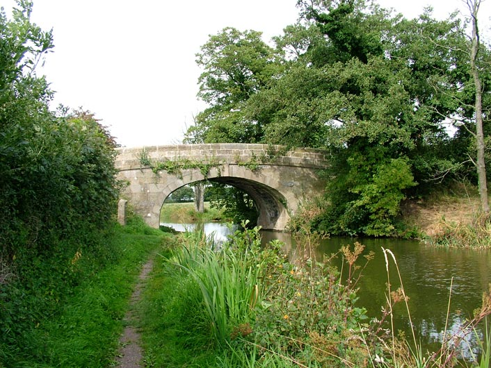 Claughton Lane bridge (Bridge 49)