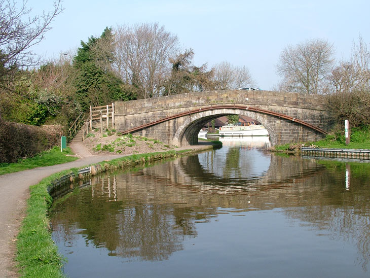Moss Lane bridge (Bridge 63)