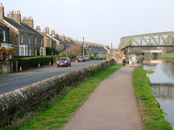 Aldcliffe Road bridge (Bridge 96)