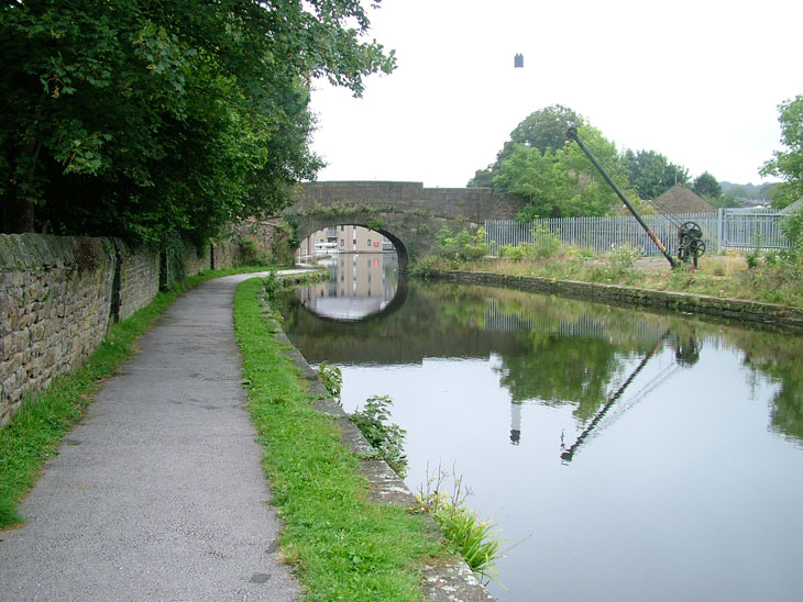 Start of our last walk along the Lancaster Canal