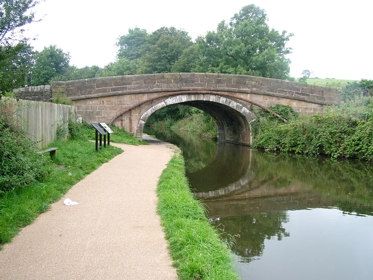 Halton Road bridge (Bridge 108)