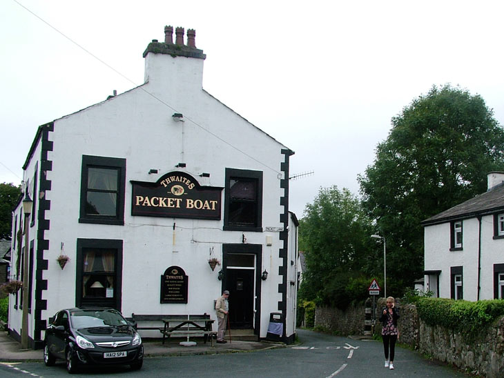 Packet Boat Pub, Bolton-le-Sands