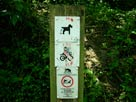 Sign about dog fouling