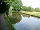Plenty of turns, towpath still excellent